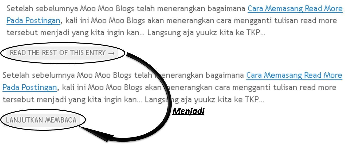 Moo Moo Blogs Blognya Pendatang Baru Laman 2